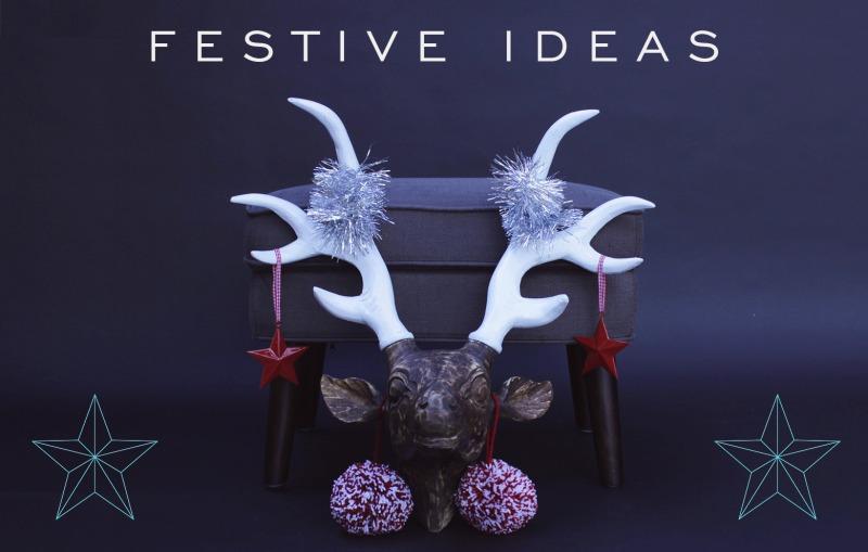 1-Deer head